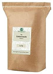 Chiemgaukorn Bio Einkornmehl Vollkorn 2,5 kg