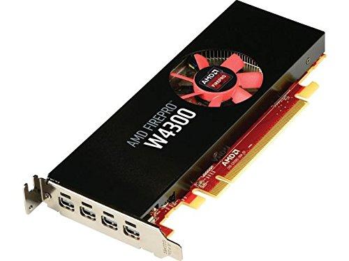 Fujitsu AMD FirePro w43004GB