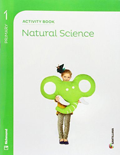 NATURAL SCIENCE 1 PRIMARY ACTIVITY BOOK - 9788468020631 por Aa.Vv.
