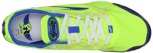 Brooks Pr Ld M, Baskets mode homme Blanc (Nightlife/Blue/White)