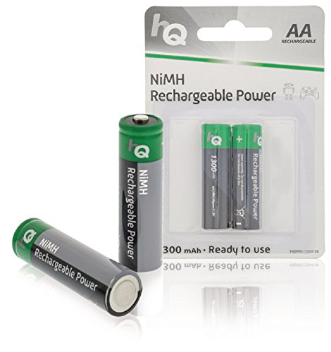 2-Stck-Highpower-NiMH-Akku-AA-12-V-1300-mAh-HR6-fr-Telefone-Tastaturen-Taschenlampen-etc-Akkus-Wiederaufladbare-Batterien