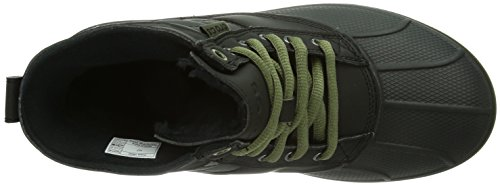 Crocs Allcast Waterproof Duck Boot M, Boots homme Noir (Black/Army Green)