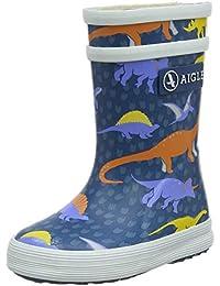 Aigle Unisex Kids' Baby Flac' Wellington Boots