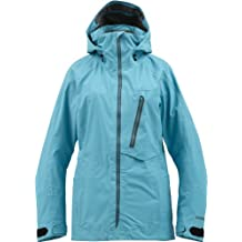 Burton AK Haven 3L - Cazadora de snowboard para mujer azul gypsy Talla:extra-small