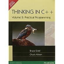 THINKING IN C++ VOLUME 2 PRACTICAL PROGRAMMING
