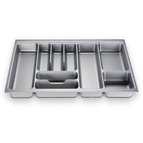 Preisvergleich Produktbild Orga-Box I Besteckeinsatz Besteckkasten 717 x 474 mm für Blum Tandembox + ModernBox