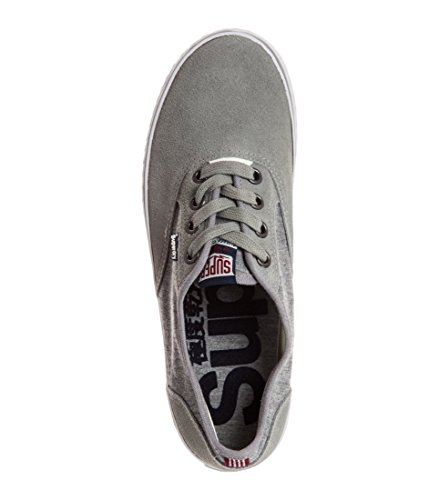 Baskets Superdry IOWA.Gris Gris