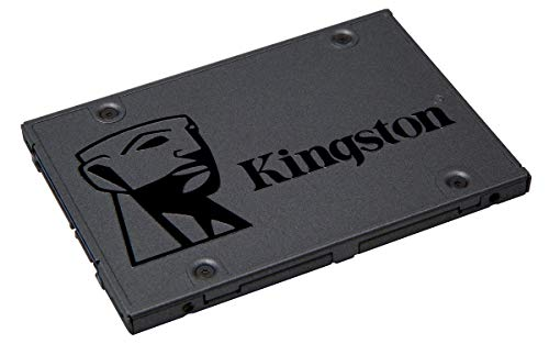 "Kingston SSD A400 - Disco duro sólido, 2.5"", SATA 3, 120 GB"
