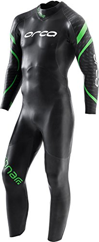 Orca Sonar - Triathlon Clothing - Black Size 8 2017