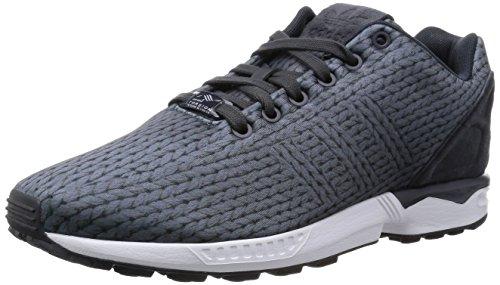 adidas Originals ZX Flux sneaker B34485 Gris - Grau (Ftwr White/Carbon S14/Cream White)