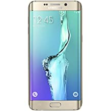 "Samsung Galaxy S6 Edge+ - Smartphone libre Android (pantalla 5.7"", cámara 16 Mp, 32 GB, Octa-Core 2.1GHz Quad + 1.5GHz Quad, 4 GB RAM), dorado [modelo alemán]"