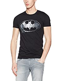 Cid Batman - Logo Mono Distressed - T-Shirt - Homme