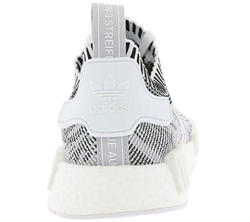 Adidas Sneaker Women NMD_R1 W PK BB2364 Schwarz Weiss