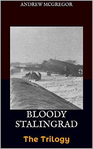 Bloody Stalingrad: The Trilogy (Bloodied Wehrmacht Series Book 1) (English Edition) par Andrew McGregor