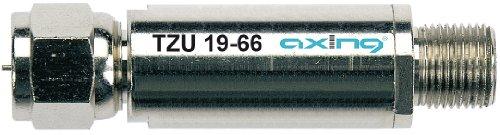 Axing TZU 19-66 Hochpassfilter, Durchlassbereich 85-2200 MHz, Sperrbereich 5-68 MHz, DC-Durchlass Diplexer Filter