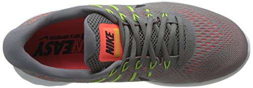 hyper Orange Nike Laufschuhe 8 dust Mehrfarbig Lunarglide black Herren electrolime Ywq0wvg