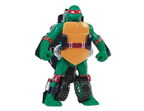 (Teenage Mutant Ninja Turtles Schildkröte, Fahrzeug Raph Mutationen Deluxe Figuren)