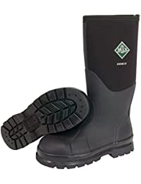 Muck Boots Unisex Adults' Chore Steel Toe Safety Wellingtons