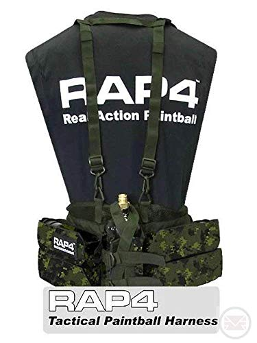 Rap4 Paintball Harness (CADPAT)