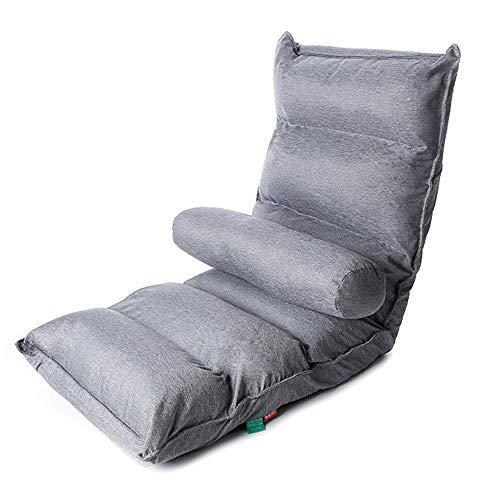 LJJY Boden Stuhl faul Sofa einstellbar 3 Faltbare Fütterungsstuhl Schwangere stillen Baby Kinder Erwachsene abnehmbare weiche Schaumstoff-Sofa,A1 -