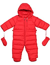 Oceankids Bebé Niñas Abrigo de Nieve Cochecito Una Pieza 0-24 Meses