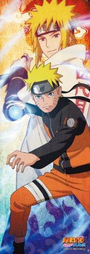 NARUTO- Naruto - Shippuden 352 piece Uzumaki Naruto & Minato Namikaze 352-24