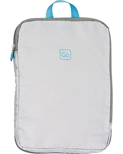 GO Travel viaje accesorios ampliable Pack Cubo Gris