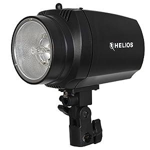 41Llu1ju3GL. SS300  - Helios 428813 Mini Pro 180Di Studioblitz