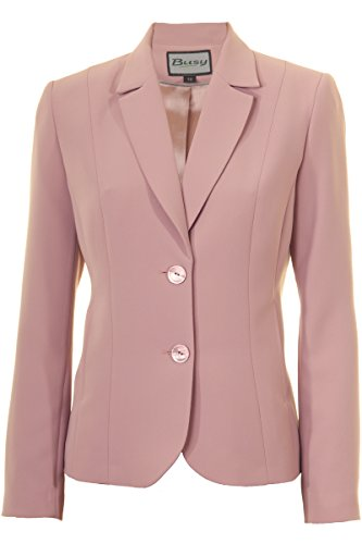 Busy-Clothing-Womens-Dusty-Pink-Suit-Jacket