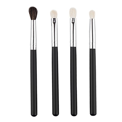 nuohuilekeji 4 Make-up Lidschatten Lidschatten Foundation Blending Brush Set Kosmetik Werkzeug -