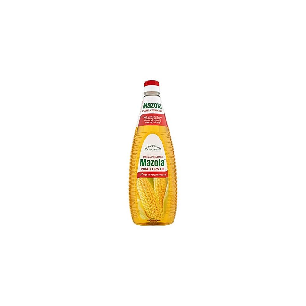 Mazola Reines Maisl 1 Liter Packung Mit 8 X 1ltr