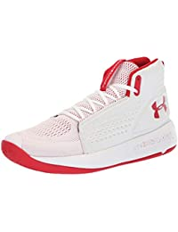 Under Armour Men s Ua Torch Basketball Shoes Black (Black Ghost Gray Alpine) 5cfe7b10f6a