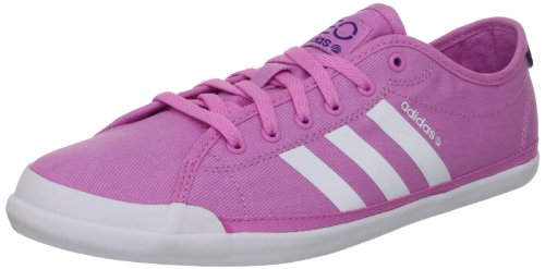 Adidas EZ QT W x73599Chaussures Baskets/Loisirs pour femme Rose Rose - Rose
