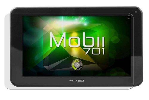 easy-top-schutzfolien Antibakteriell ANTIREFLEX Bildschirm Schutz Folie für Point Of View Mobii 701