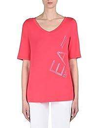 Emporio Armani - T-shirt - Femme rose Azalea
