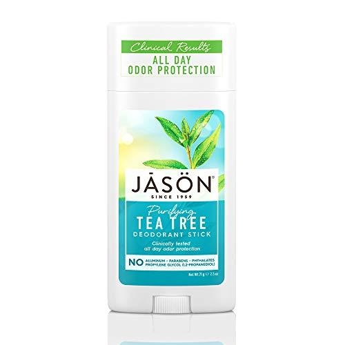 Jason | Tea Tree Oil Deodorant Stick | 3 x 71g -