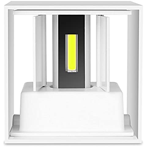 FEI&S modernas luces espejo LED lámpara de pared Baño Dormitorio cabecero Candelabro de Pared armario lampe deco #39