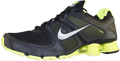 Nike Shox Turbo + 11 Scarpe da running, disponibili in colori assortiti, nero (nero), EUR 41