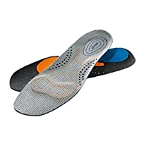 Uvex 3D hydroflex® Insoles. Ultra Breathable. Great for Wellies, Work Boots Etc.