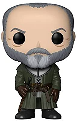 POP! TV: Game of Thrones- Davos Seaworth Vinyl Figure