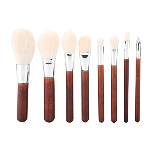 HoSayLike 15PCS Makeup Pinsel Set Professionelles Holz Kosmetikpinsel Schminkpinsel Foundation...