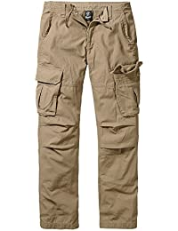 Brandit Cargohose Texas Slim Vintage Herren Hose