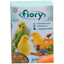 Pasta de cría vitaminada para aves granivoras. Grani salute.