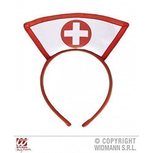 Kind Krankenschwester Kostüm (Krankenschwester - Haarreif mit)