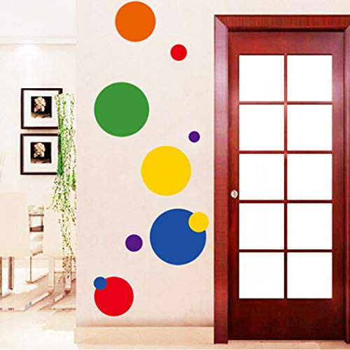 Farbmischung Wandaufkleber Abnehmbare Hauptdekoration Pvc Umweltfreundlich Transparentes Material -