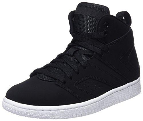Nike Herren Jordan Flight Legend (GS) Fitnessschuhe, Schwarz (Black/White 010), 38.5 EU -