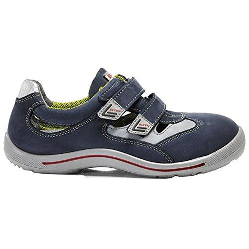 Elten, Chaussures De Sécurité Bleues Pour Hommes