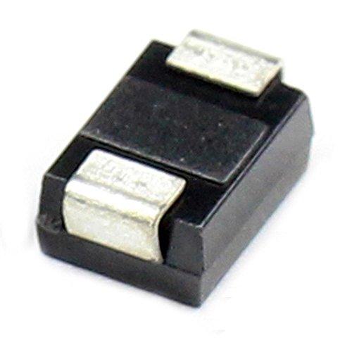 (20PCS) SMBJ43A-13-F TVS UNI-DIR 43V 600W SMB SMBJ43 43A