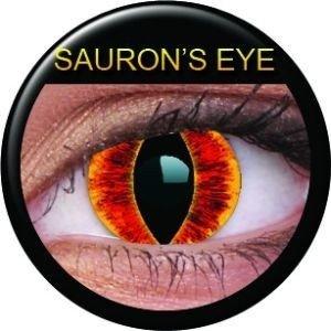 Kontaktlinsen Sauron´s Eye (Saurons Kostüm Eye)