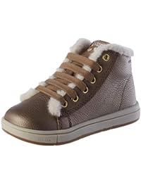 Geox B Trottola Girl A, Sneaker Bébé Fille
